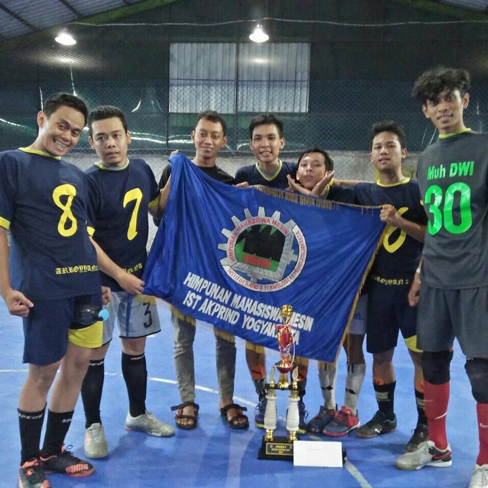 Bravo Futsal HMM IST AKPRIND