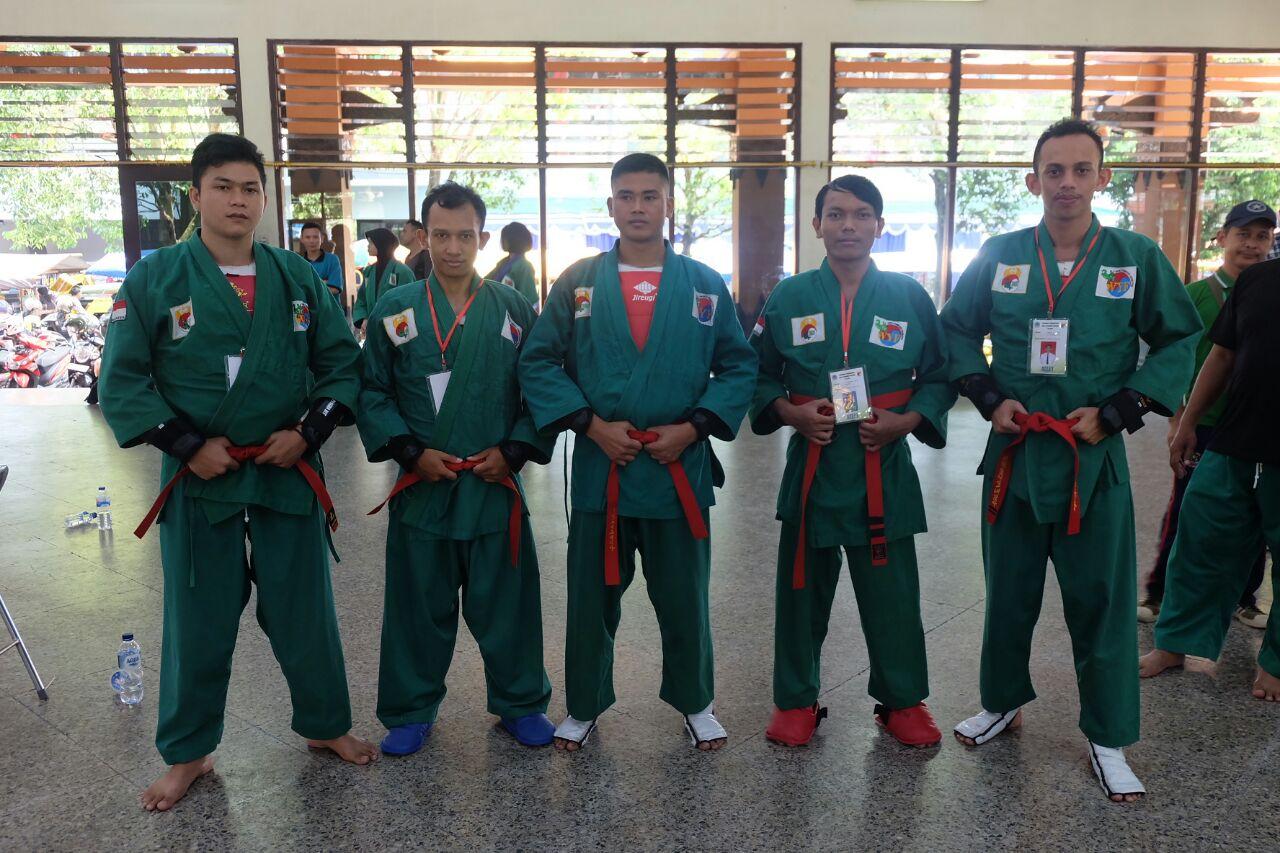 2 Mahasiswa IST AKPRIND Juara di Ajang Kejurda Yongmoodo