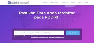 Data Alumni Tidak Di Temukan Saat Verval di PDDikti?
